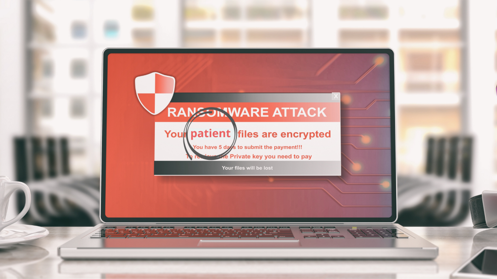 Ransomware: 6 mistakes made by dentists in healthcare practice cyber-security solution